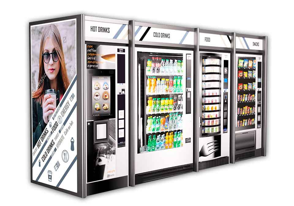 Vending Surround