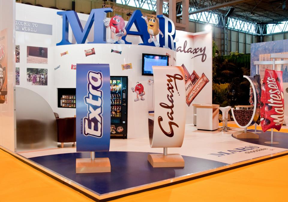 Nebrak Bespoke Exhibition Stand