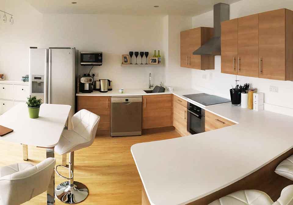 Open plan Kitchen Installations
