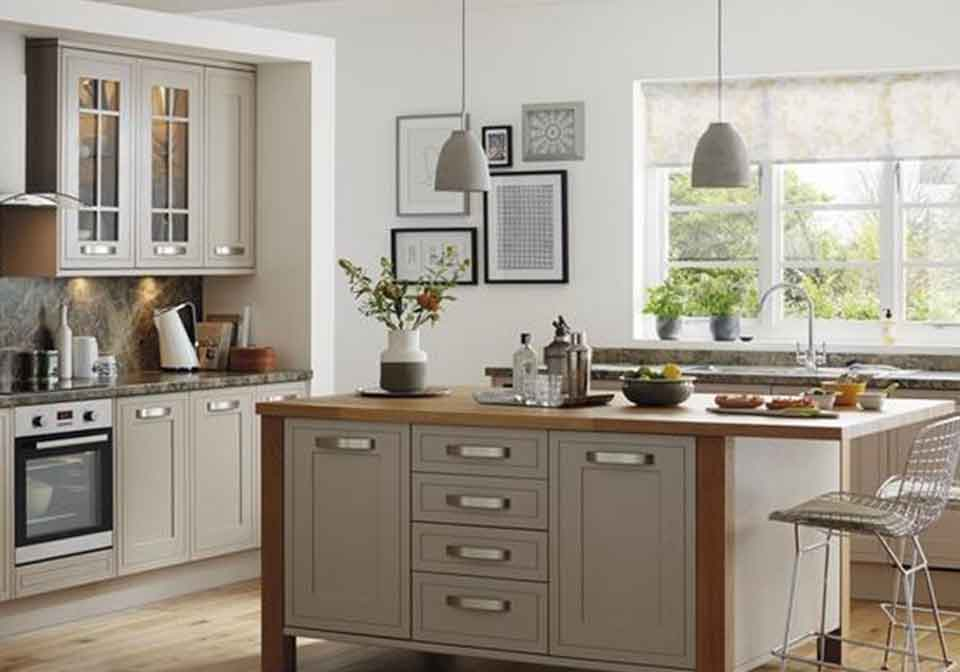 Design, Build and Kitchen Installations
