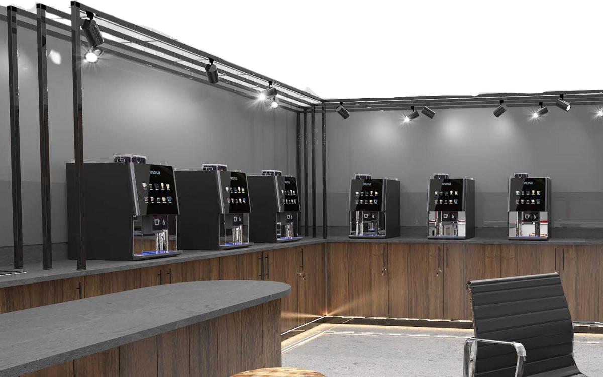 Nebrak Vending Showrooms