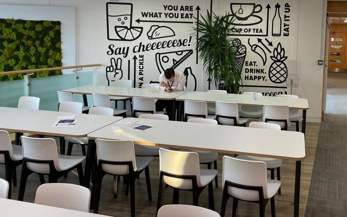 Nebrak Foodservice Canteen Areas