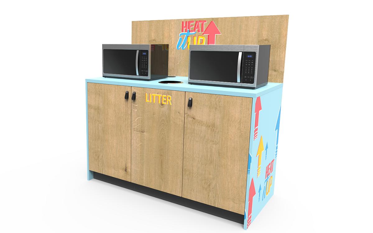 Nebrak Microwave Units