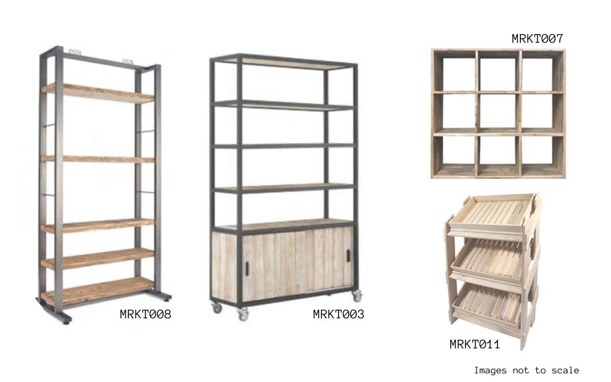 Nebrak Retail Display Units
