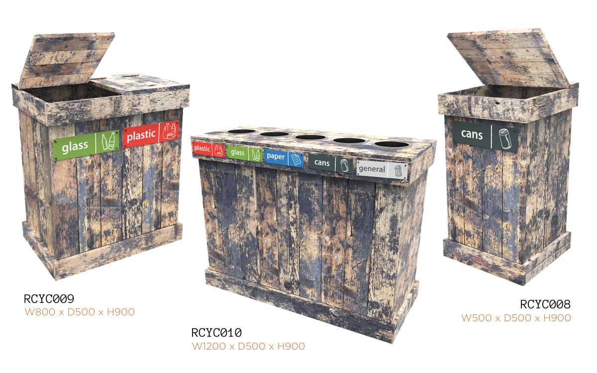 Nebrak Eco Station Recycling Unit