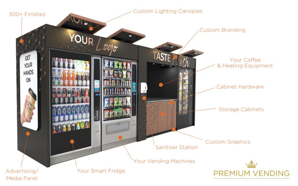 Nebrak Premium Vending
