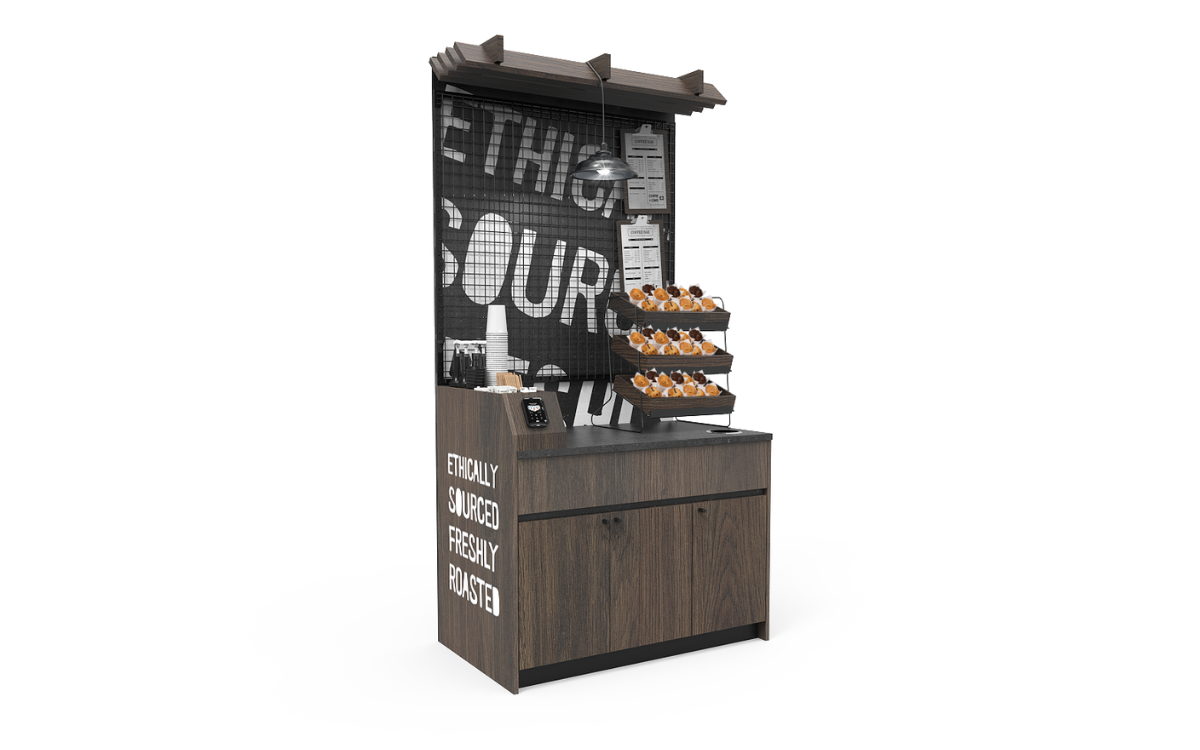 Nebrak Premium Vending Coffee Experience